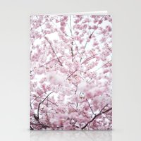 Sakura Bloom. Stationery Cards