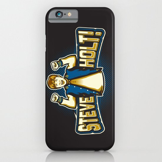 Steve Holt! iPhone & iPod Case