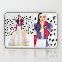 Cruella De Vil  Laptop & iPad Skin