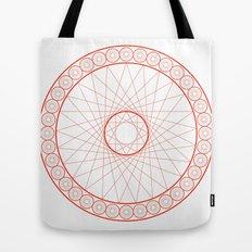 Anime Magic Circle 13 Tote Bag