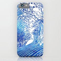 Blue Wave II iPhone 6 Slim Case