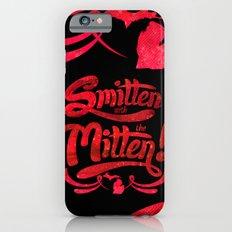 Smitten with the Mitten (Blue Version) Slim Case iPhone 6s