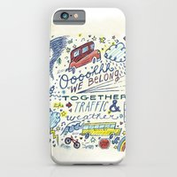 Traffic & Weather iPhone 6 Slim Case