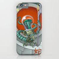 Astro Zodiac Force 06: Snake iPhone 6 Slim Case