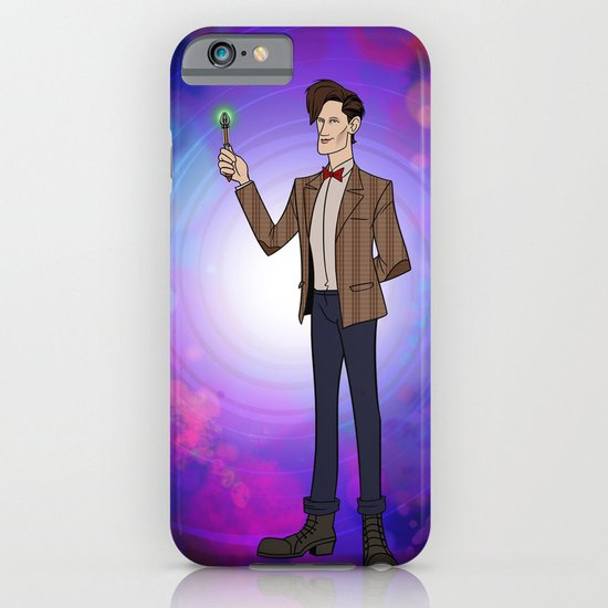 Doctor Who The 11th iPhone & iPod Case