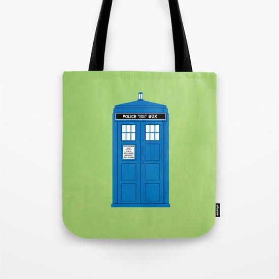 DOCTOR WHO. Tote Bag