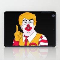 McDonald Trump iPad Case