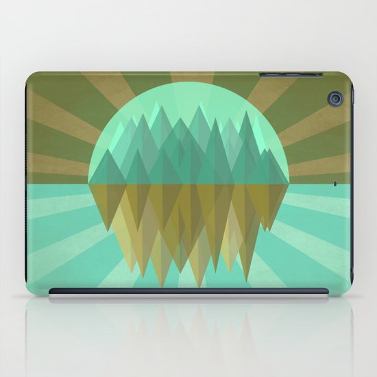 Rocks rock iPad Case