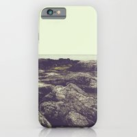 iPhone & iPod Case featuring rocky coast by dv7600