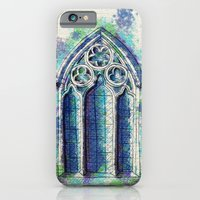 """iPhone & iPod Case featuring """"Gothic Revival"""" by Madison R. Leavelle"""