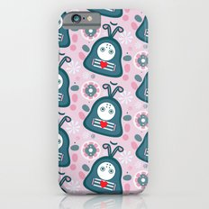 Funny bugs in love iPhone 6s Slim Case