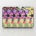 Sun Showers On Flowers iPad Case