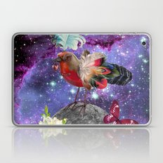 STEAMPUNK BIRD  Laptop & iPad Skin