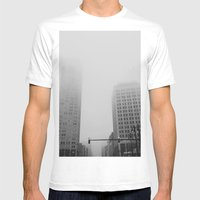 David. David. - Detroit,… Mens Fitted Tee White SMALL
