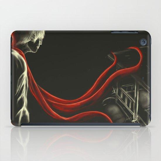 The stranger iPad Case