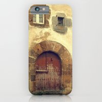 iPhone & iPod Case featuring The red door by ZuALand