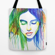 Sadness is a Blessing Tote Bag