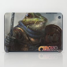 A knightly Frog  iPad Case