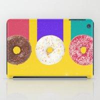 Donuts iPad Case