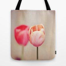 Pair of Tulips Tote Bag