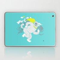 Save the Yeti Laptop & iPad Skin