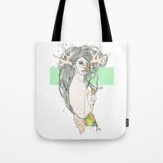 colour blind VI Tote Bag