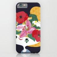 flower pot iPhone 6 Slim Case