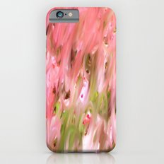 Flowers Field Slim Case iPhone 6s