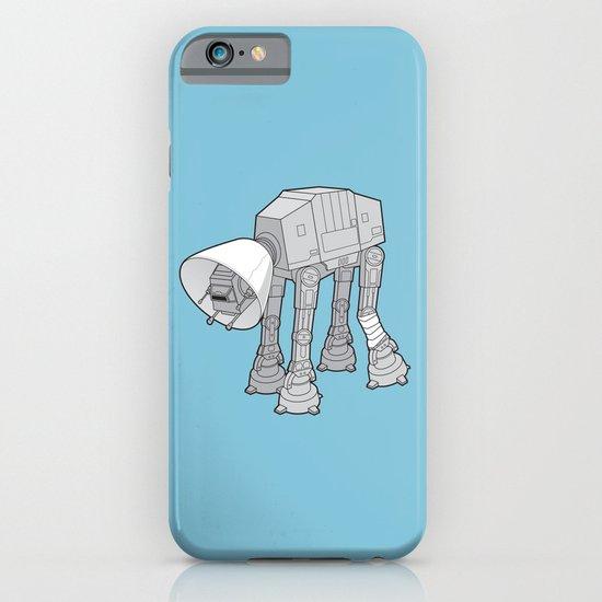 Battle Damage iPhone & iPod Case