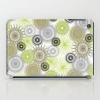 Modern Spiro Art #6 iPad Case
