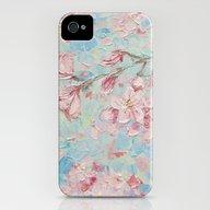 Yoshino Cherry Blossoms … iPhone (4, 4s) Slim Case