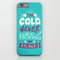 Frozen: The Cold Never B… iPhone 6 Slim Case