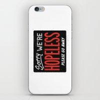 Hopeless iPhone & iPod Skin