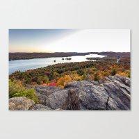 Autumn Vista Canvas Print