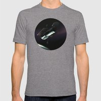 Hubble Space Telescope Mens Fitted Tee Tri-Grey SMALL