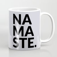 namaste Mug