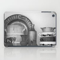 Pottery still life iPad Case