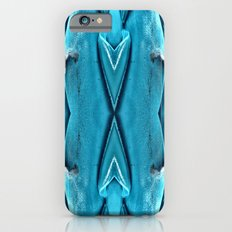 Blue Dimension iPhone 6 Slim Case