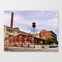 Williamsburg, NYC Canvas Print