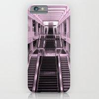 iPhone & iPod Case featuring Esclator by Gal Raz