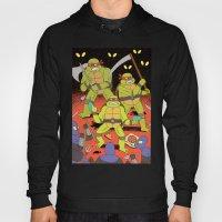 TURTLES FIGHTERS - REVEN… Hoody