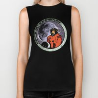 Space Monkeys Biker Tank