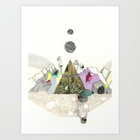 Climbers - Cool Kids Cli… Art Print