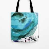 For Example, A Rose Tote Bag