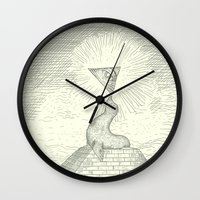 The Masonic Seal Wall Clock