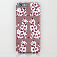 Flowercats! iPhone 6 Slim Case