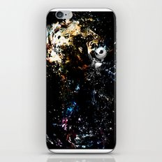 nightmare before christmas iPhone & iPod Skin