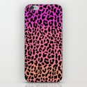Hot Leopard iPhone & iPod Skin