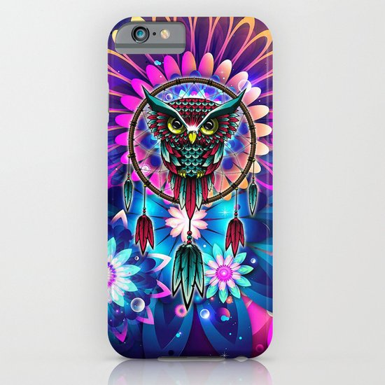 Owl Dream iPhone & iPod Case