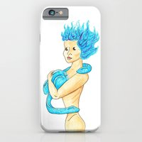 iPhone & iPod Case featuring Eel Tits by DClemDesigns